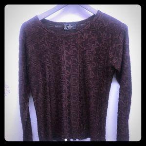 Vintage Fendi pullover